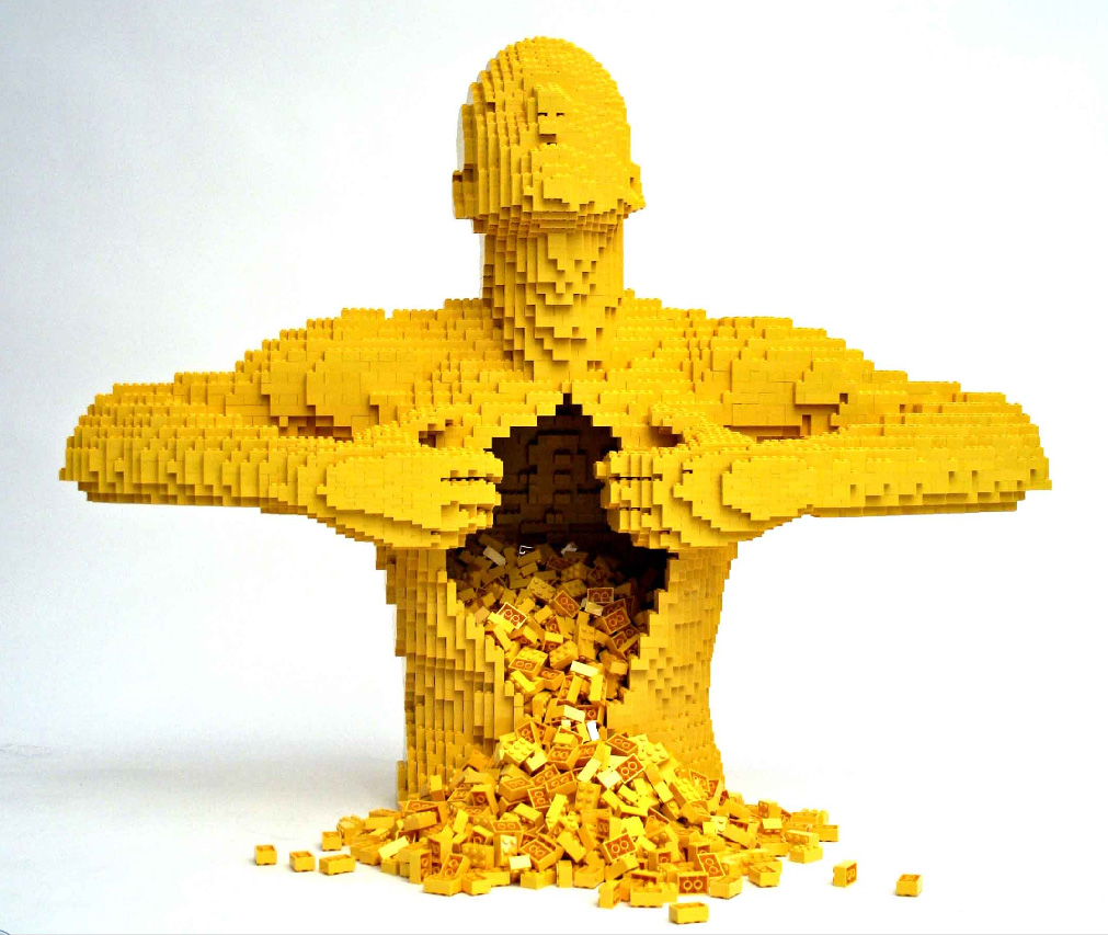 Art of the bricks - Legos