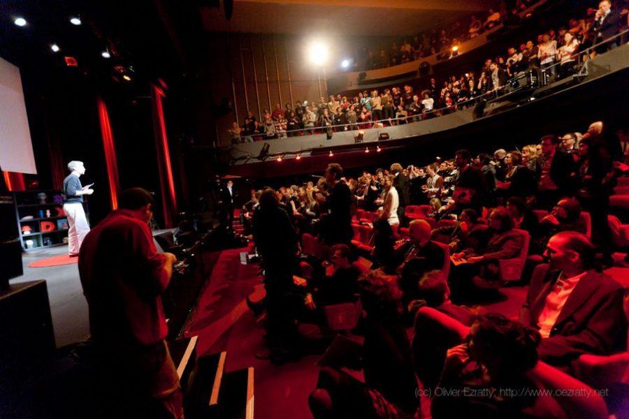 L'expérience TEDx Paris 2011