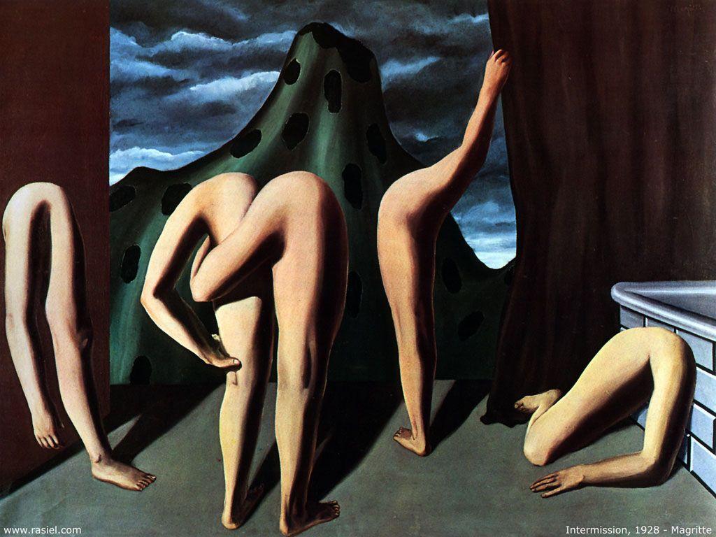 René Magritte - Intermission