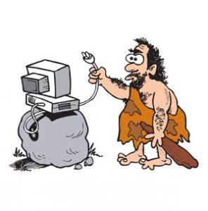 Caveman plug