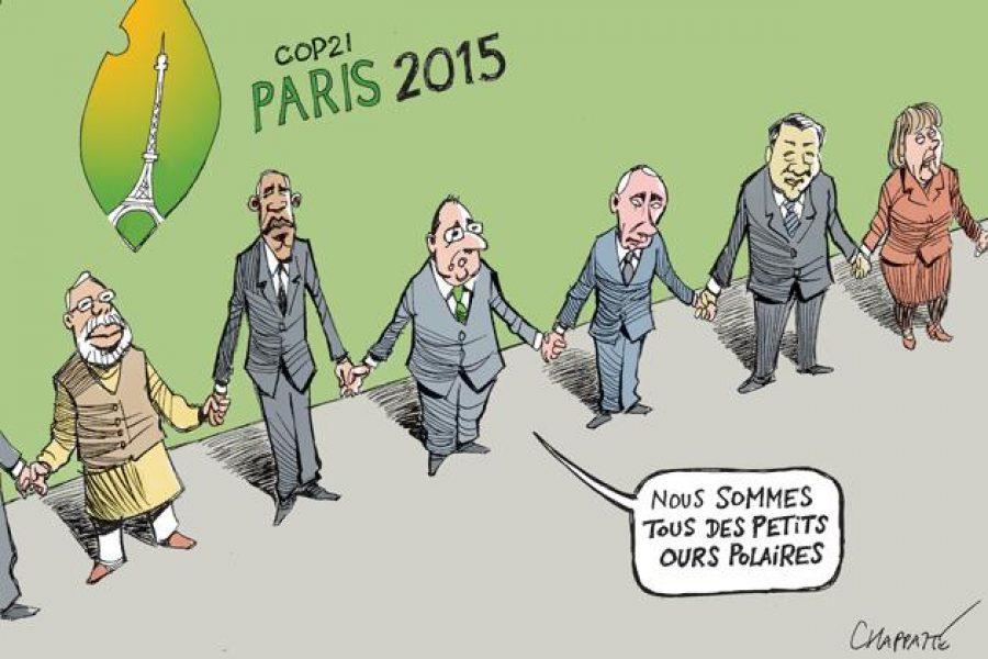 Trois raisons pour lesquelles je ne crois pas à la COP 21