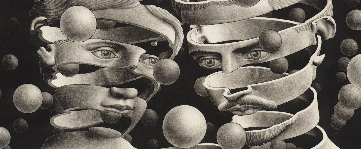 Escher - Bond of Union