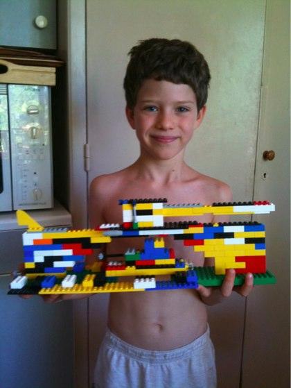 Estéban - Legos