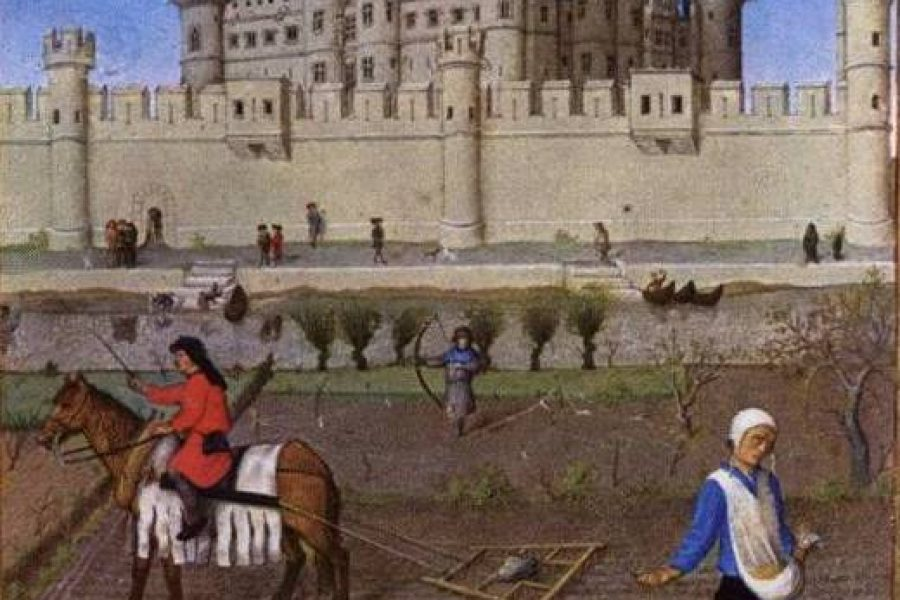 Feudalism and money