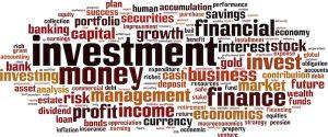 Finance jargon