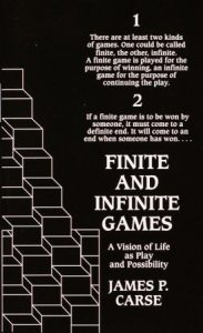 Finite and infinte games