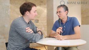Benoît Wojtenka interview Jean-François Noubel