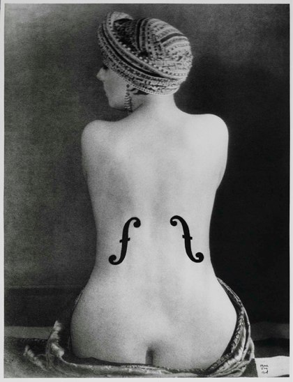 Man Ray - Violin