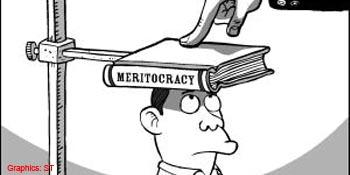 Méritocratie - Meritocracy