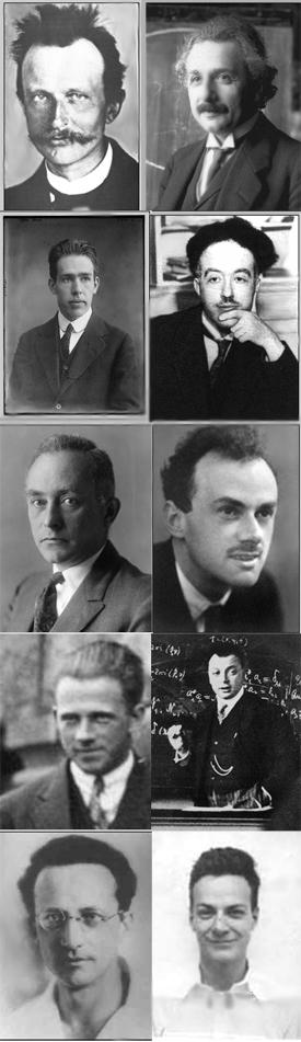 Quantum mechanic masters
