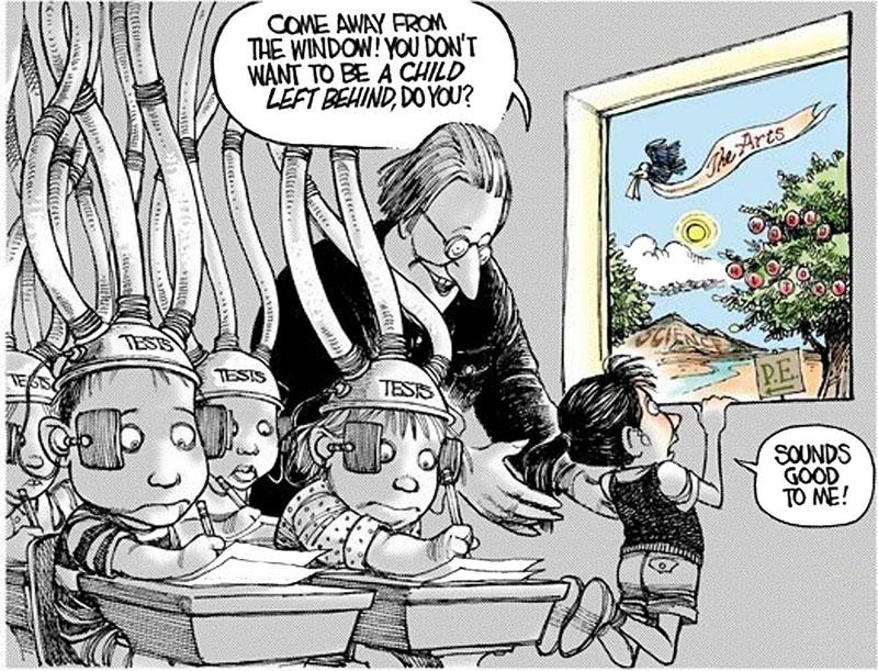 School conditioning