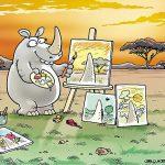 Vision rhino